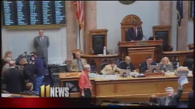 Dim prospects for bills approved by Kentucky Senate