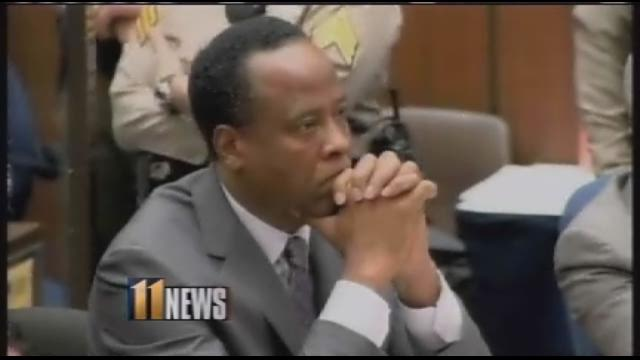 Michael Jackson's doctor sentenced to 4 years