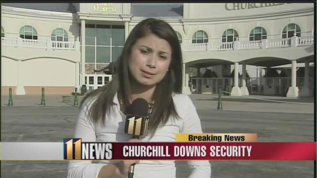 Churchill Downs reviewing security after Boston Marathon explosion