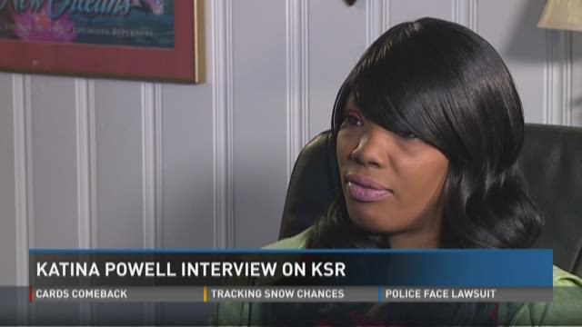 Katina Powell to interview with KSR