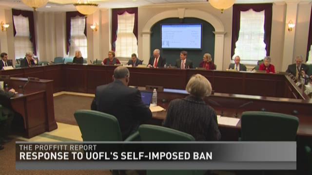 Proffitt Report: Response to UofL's ban