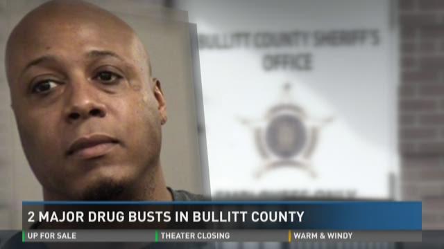 Major drug-related arrests in Bullitt County | whas11 com