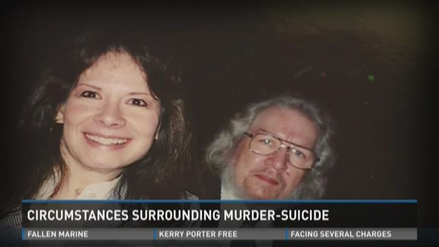 Circumstances surrounding murder-suicide