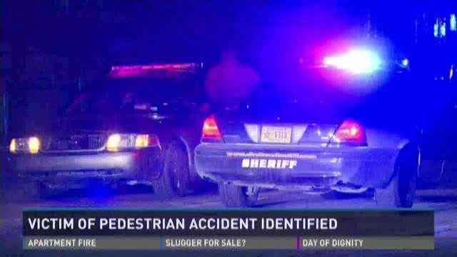 Victim of pedestrian accident identified