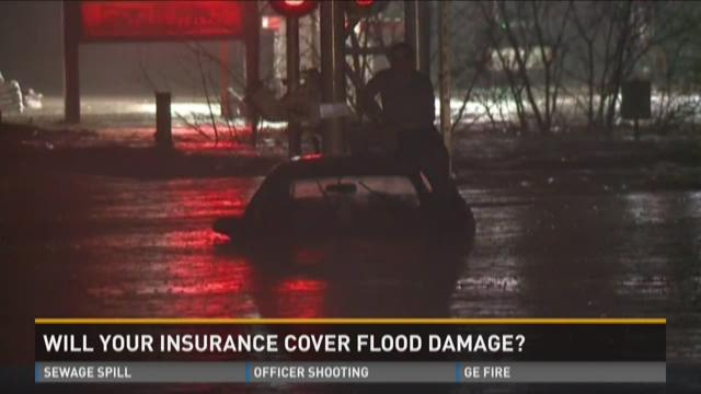 will your insurance cover flood damage