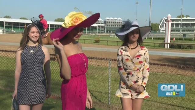 Video | What are this year's hot looks for Kentucky Derby?