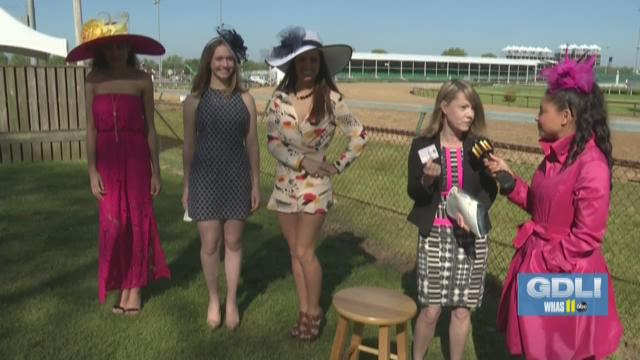 Video | Kentucky Derby style survival with Christine Fellingham