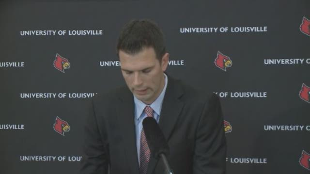 David Padgett speaks about his new role
