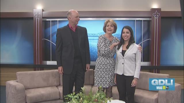 ... Terry get to know Good Morning Kentuckiana's newest face Julia Rose