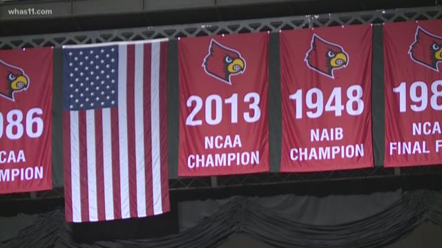 ESPN analyst claims UofL championship banner is coming down