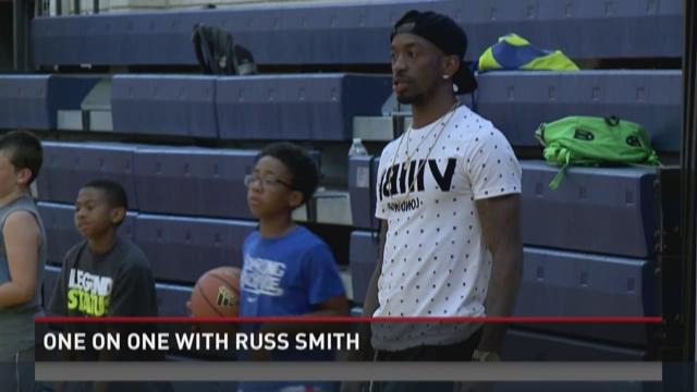 Video | One on one with Russ Smith