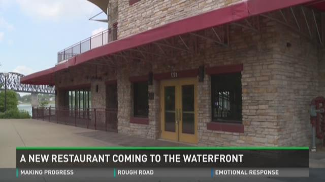 A new restaurant coming to Waterfront