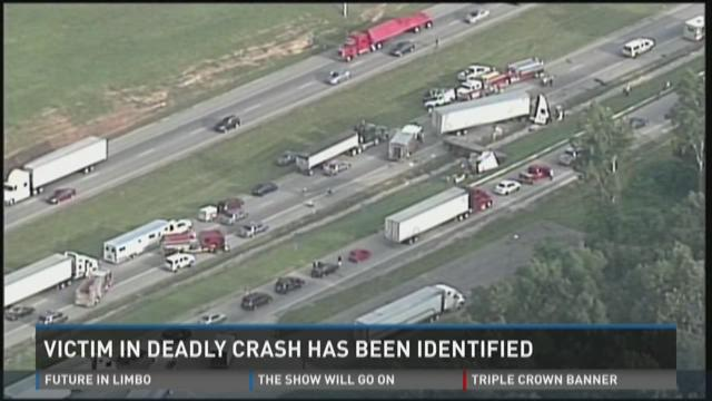 Victim identified in I-65S deadly crash near E-Town