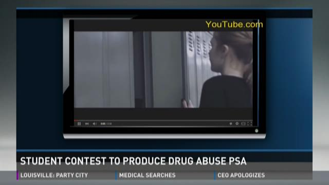 Ky. Student contest to produce Drug Abuse PSA