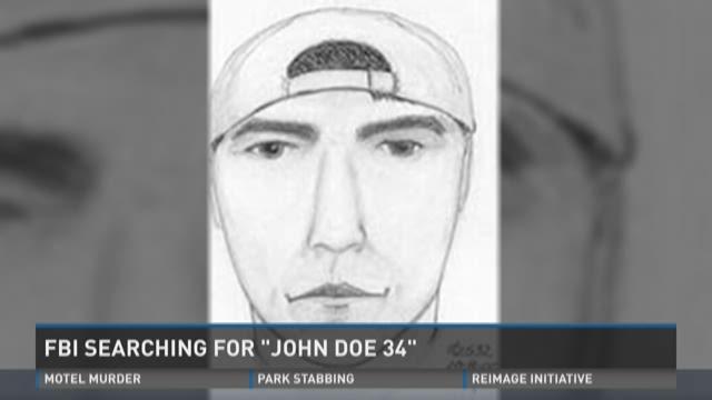 """FBI searching for """"John Doe 34"""""""
