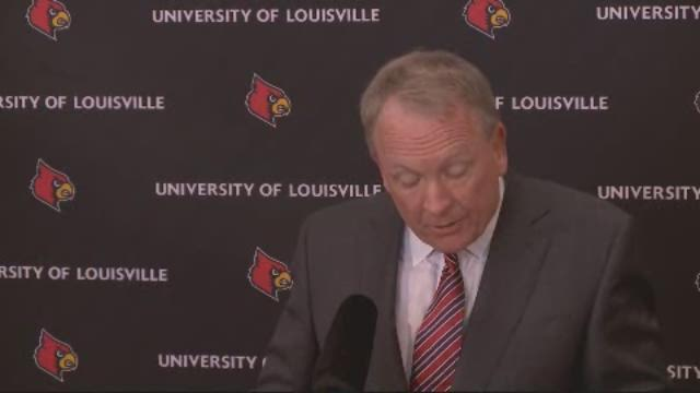NCAA rules UofL men's basketball must vacate wins, pay fine
